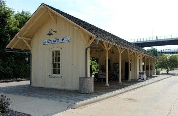 Akron Northside depot