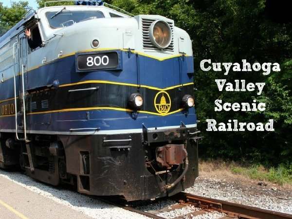 Cuyahoga Valley Scenic Railway