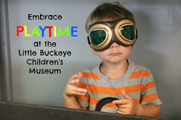 Exploring the Little Buckeye Children's Museum in Mansfield, Ohio