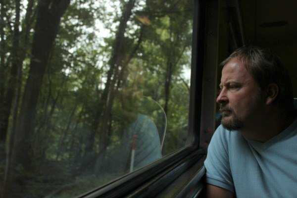 Why a Simple Train Ride Almost Made Me Cry