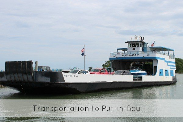 Transportation to Put-in-Bay