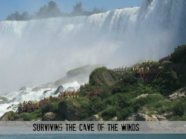 surviving the cave of the winds best of the usa