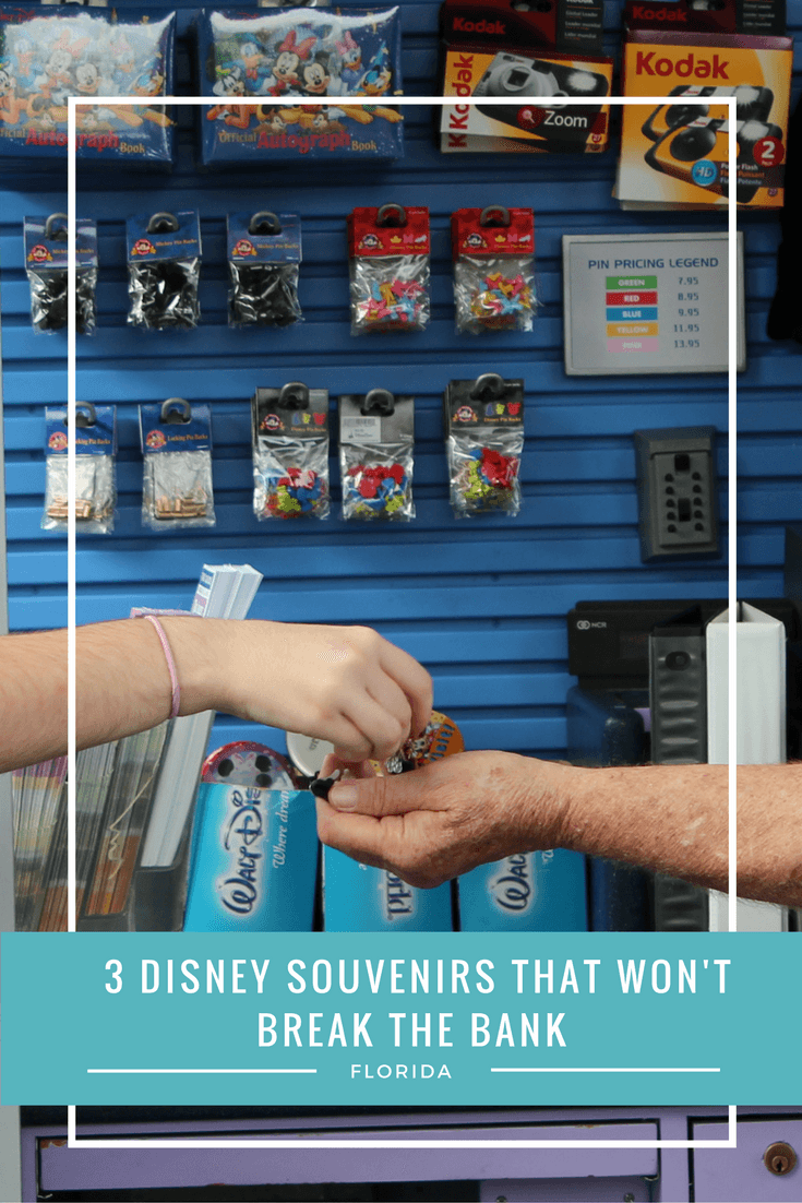 Don't miss our picks for the best 3 Disney Souvenirs That Won't Break The Bank! With tons of shops and items to choose from these are best for your budget!