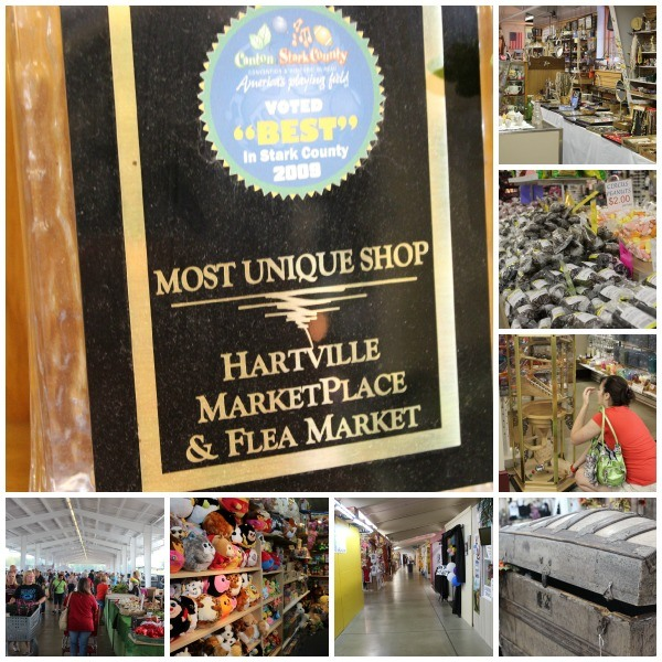 Hartville Marketplace and Flea Market