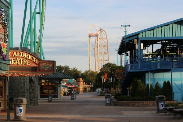 Midway at Cedar Point