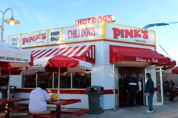 Pink's at Cedar Point