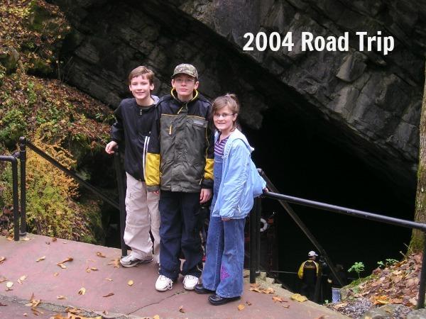 2004 Road Trip