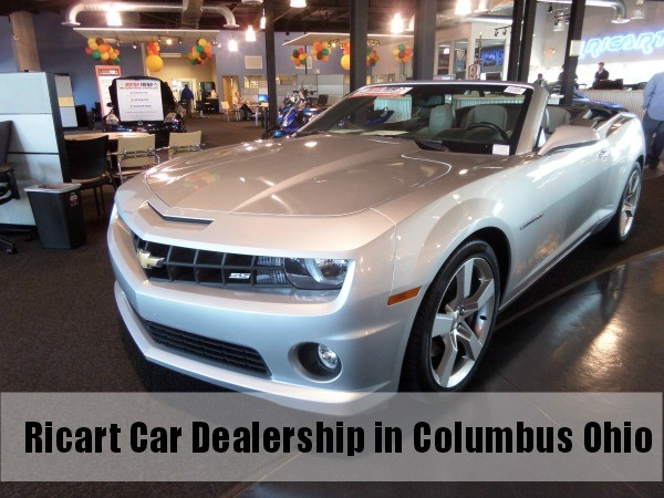 ricart in columbus ohio your go to car dealer in central ohio weredealin. Black Bedroom Furniture Sets. Home Design Ideas