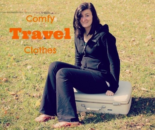 Comfy Travel Clothes for Teens