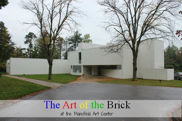 THE ART OF THE BRICK AT THE MANSFIELD ART CENTER