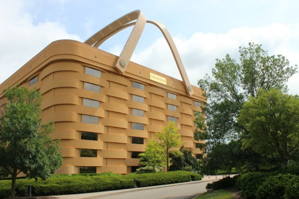 World's largest basket building