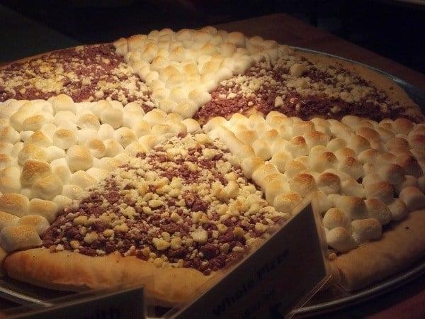 Chocolate Pizza Chocolate Pizza From Chocolate