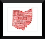 Ohio-Map My State