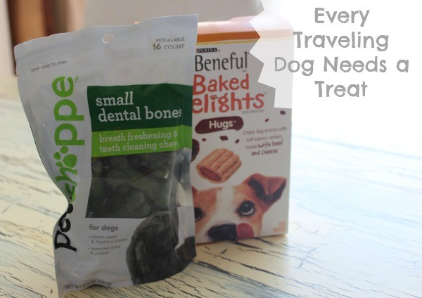 Every Traveling Dog Needs a Treat #shop