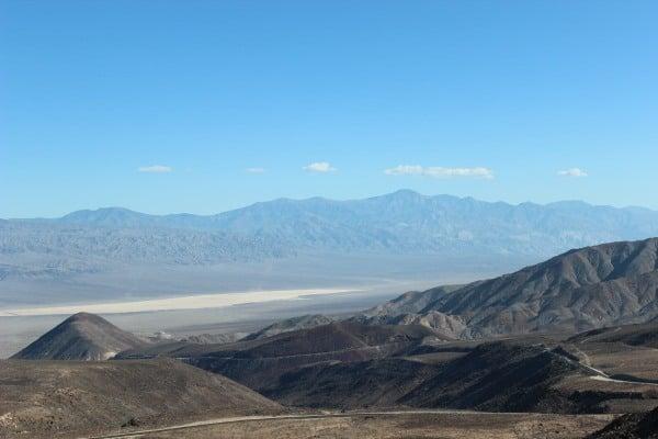 Inside Death Valley