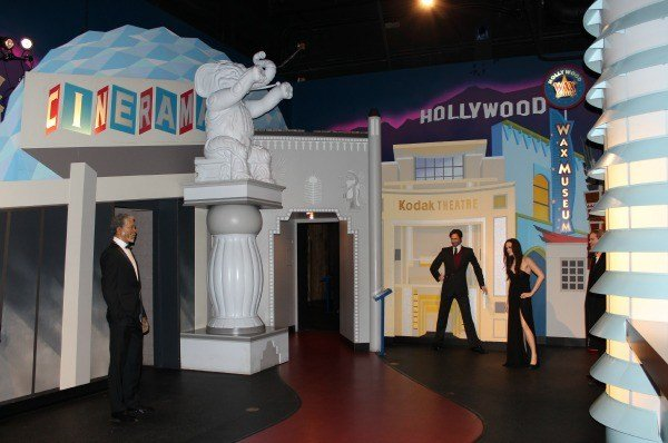 Inside the Hollywood Wax Museum