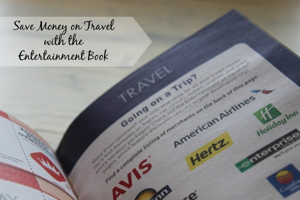 Save Money on Travel with the Entertainment Book