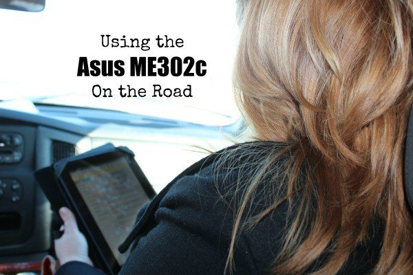 #shop Travel Made Easy with the Asus ME302c Android Tablet on the Road