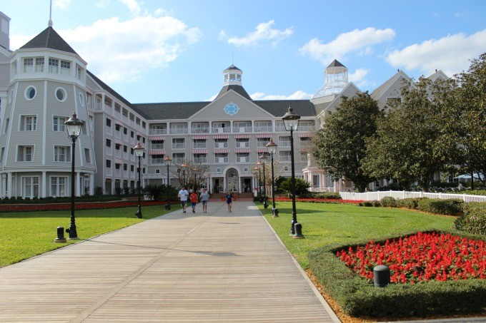 A Stay at the Disney Yacht Club Resort