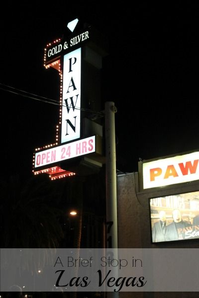 Gold & Silver Pawn Stop in Las Vegas