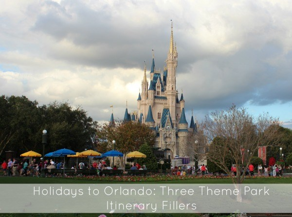 Holidays to Orlando: Three Theme Park Itinerary Fillers