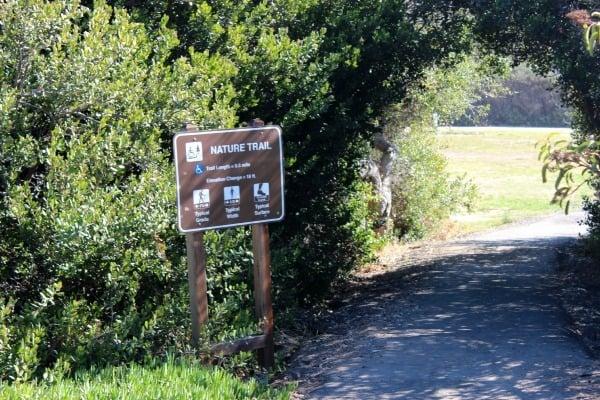 Nature Trail at El Capitan State Beach