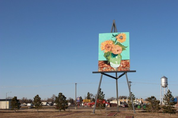 Van Gogh Roadside Attraction
