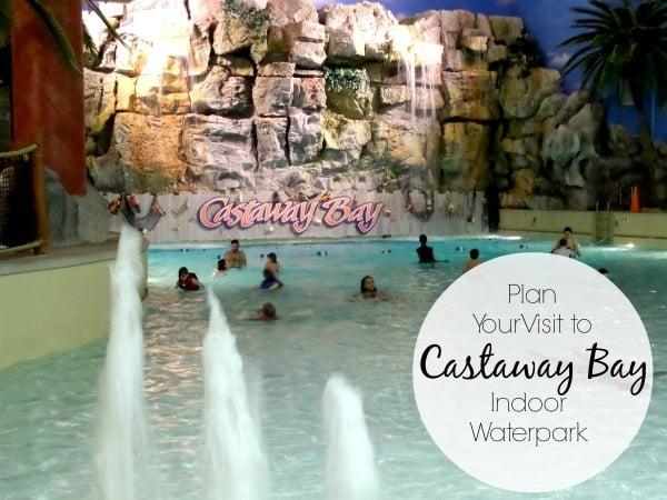 Plan your Visit to Castaway Bay Indoor Waterpark in Sandusky Ohio