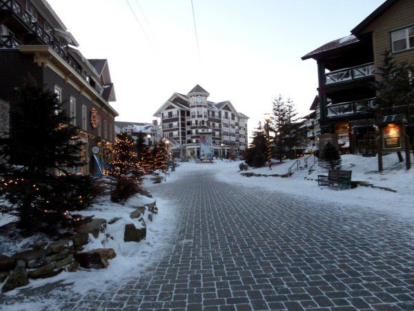 The Village at Snowshoe Mountain Resort