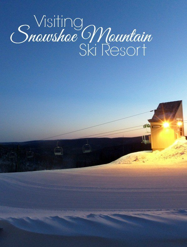 Visiting Snowshoe Mountain Ski Resort