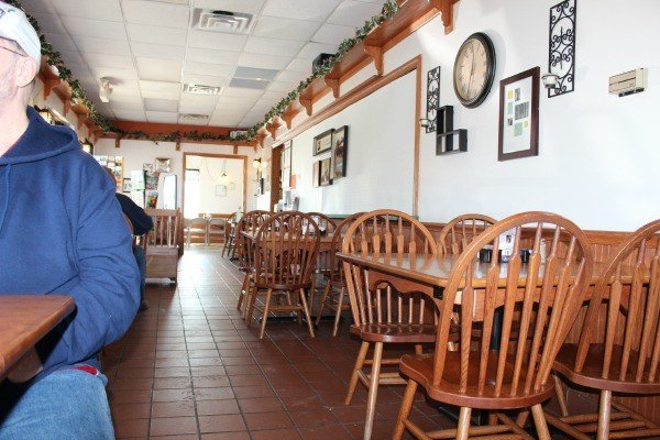 A Peek inside the Route 83 Restaurant in Ohio's Amish Country
