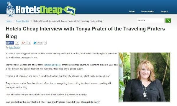 HotelsCheap.org Interview