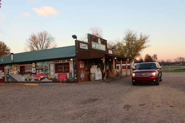 The Route 66 Outpost