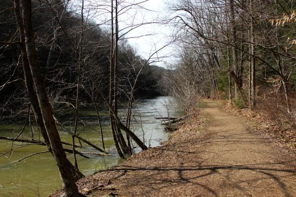 Hiking the Pleasant Hill Trail