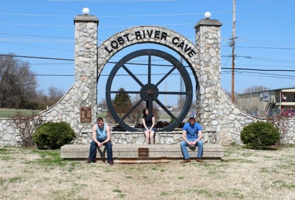 Family Friendly Bowling Green, Kentucky attractions -- Lost River Cave