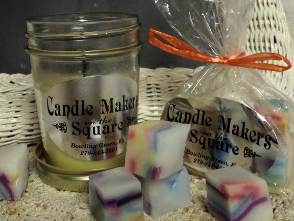 Candle Makers on the Square in Downtown Bowling Green, Kentucky