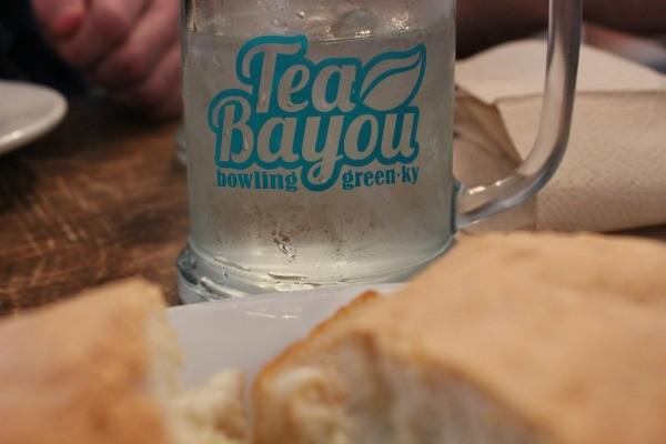 Tea Bayou in Downtown Bowling Green, Kentucky
