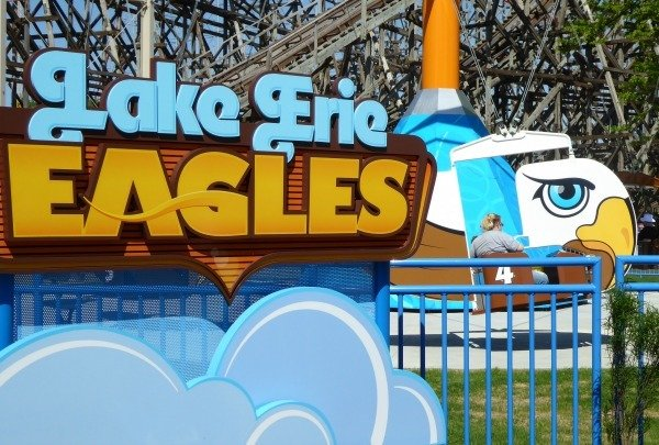 Lake Erie Eagles at Cedar Point