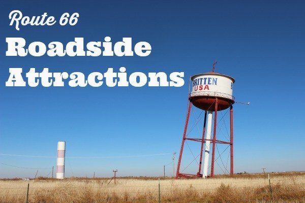 Route 66 Roadside Attractions