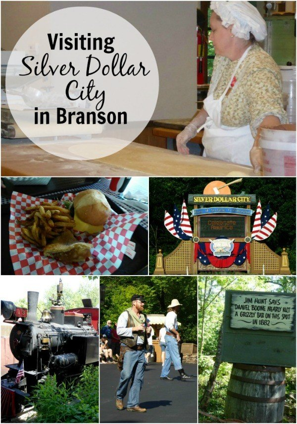 Visiting Silver Dollar City in Branson, Missouri