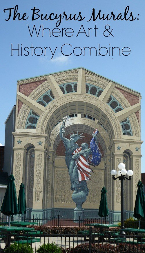 The Bucyrus Murals