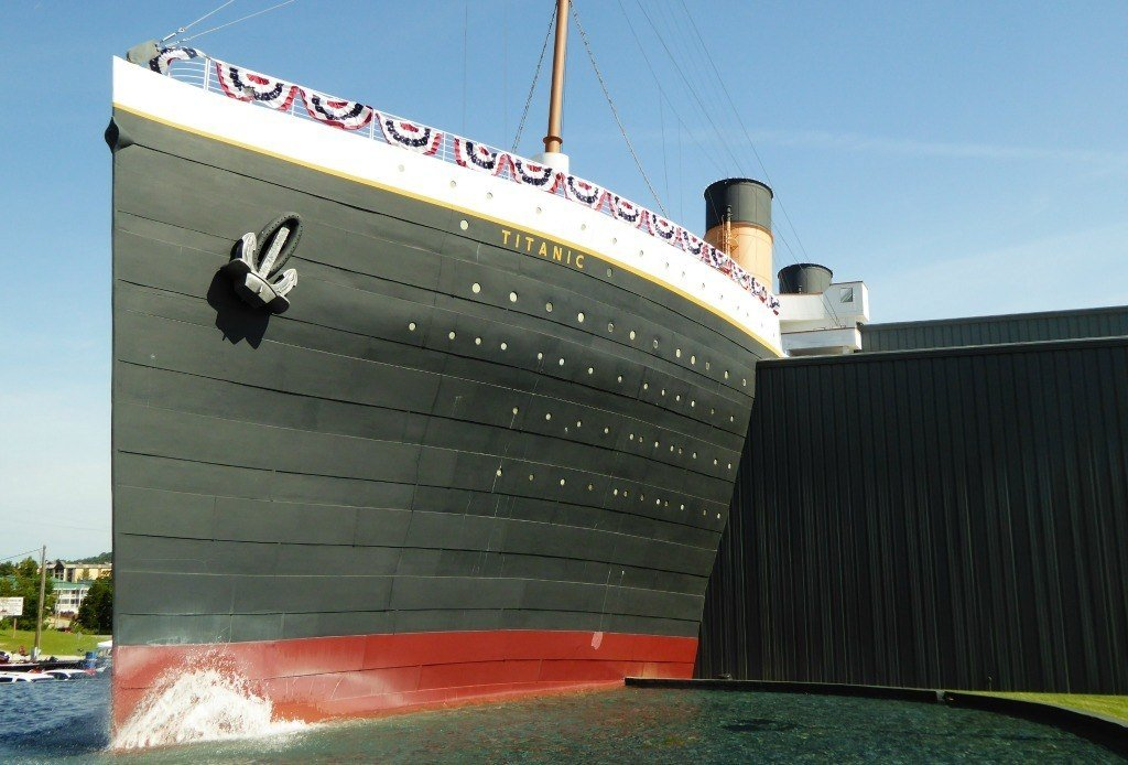 Exploring the Titanic Museum in Branson, Missouri