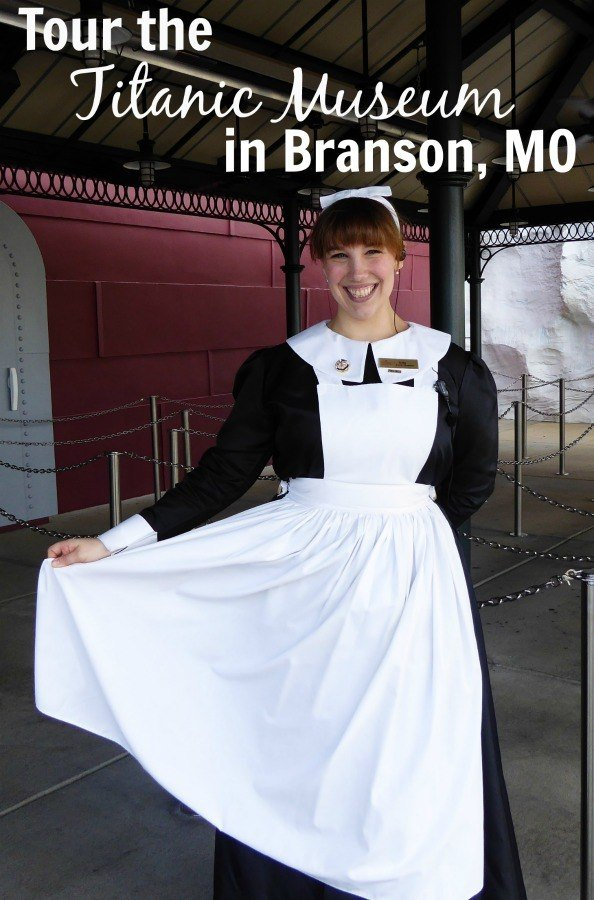 Tour the Titanic Museum in Branson, Missouri