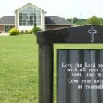 Roadside Attractions: The Cross at the Crossroads of Effingham, Illinois