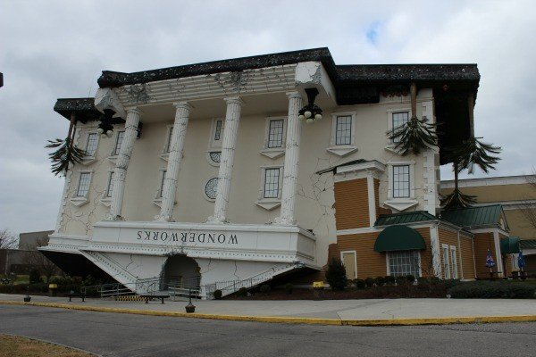 WonderWorks in Pigeon Forge Tennessee