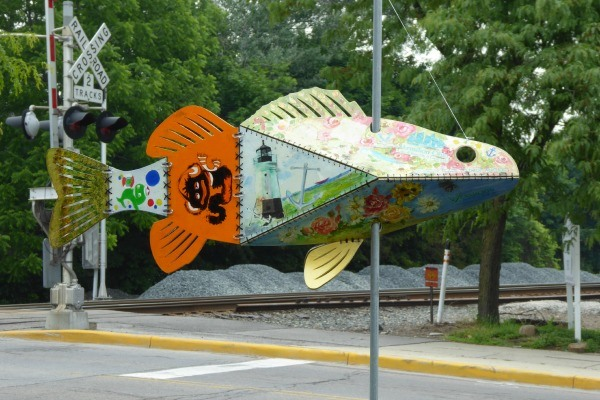 Follow the Fish: a Fun Way to Discover New Attractions in Lorain County, Ohio