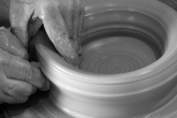Grandpa's Pottery offers stoneware Pottery in Clinton County