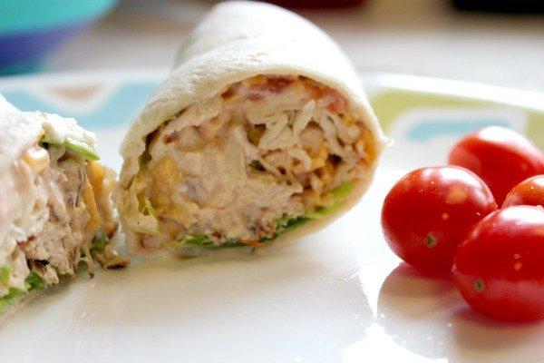 Hormel Chicken Wrap