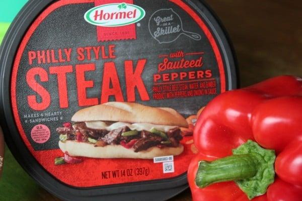 Hormel Philly Style Steak Hot Sandwich Meat