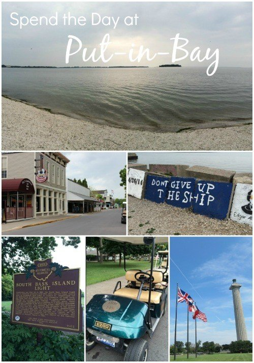 Spend the Day at Put-in-Bay